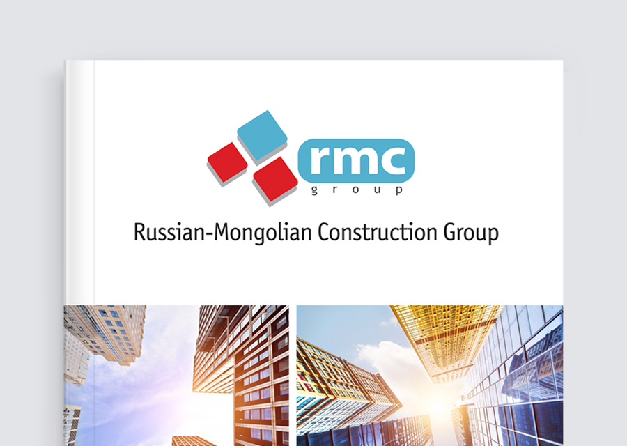 Логотип для компании «RMC Group»